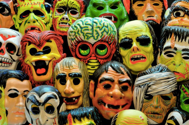 Ben Cooper assorted masks