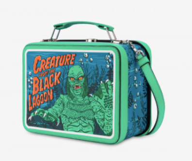 Creature from the Black Lagoon Lunchbox MOSCHINO X UNIVERSAL - Moschino.com.
