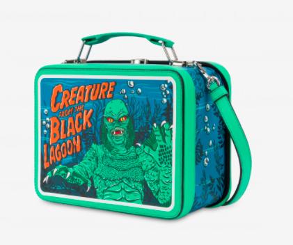 Creature from the Black Lagoon Lunchbox MOSCHINO X UNIVERSAL - Moschino.com.